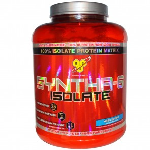 BSN Syntha-6 Isolate Vanilla Ice Cream 4.01 lbs