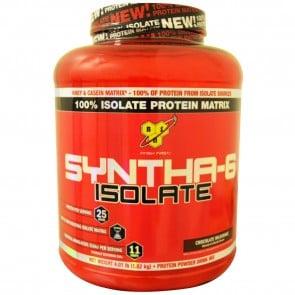BSN Syntha-6 Isolate Chocolate 4.01 lbs