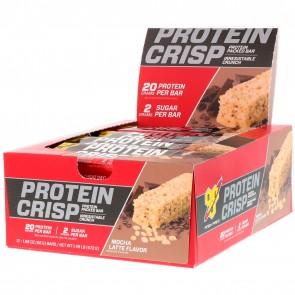 BSN Syntha-6 Protein Crisp Mocha Latte 12 Bars