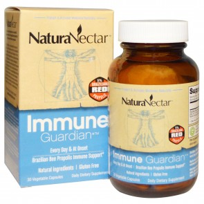 NaturaNectar Immune Guardian 30 Vegetable Capsules