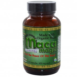 Maca Magic 500mg