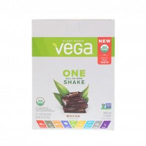 Vega One All-In-One Shake Mocha 10 Packets