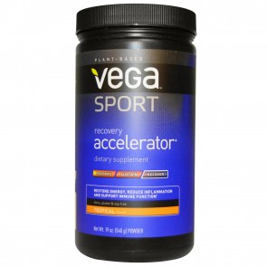 Recovery Accelerator Tropical 19 oz / 540 g by Vega Sport