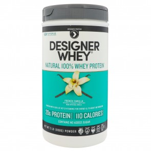 Designer Whey Protein French Vanilla 2lbs