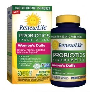 Probiotics for Women | Probiotics for Women Renew Life