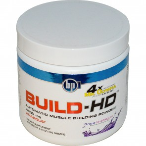 BPI Build-HD Grape Bubblegum 30 Servings