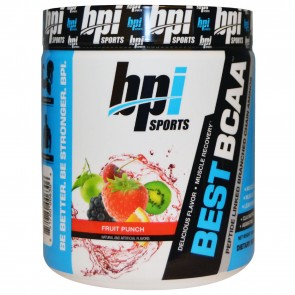 BPI Sports Best BCAA Fruit Punch 30 Servings