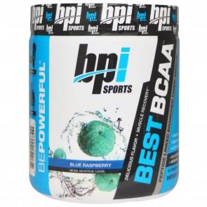BPI Sports Best BCAA Blue Raspberry 30 Servings