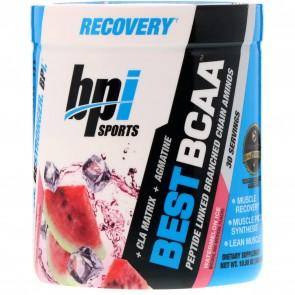 BPI Sports Best BCAA Watermelon Ice 30 Servings