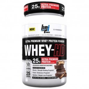 BPI Whey-HD Chocolate Cookie 2lb