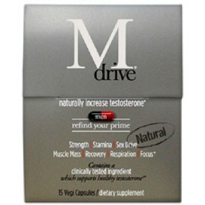 Dream Brands M Drive 15 Vegetarian Capsules