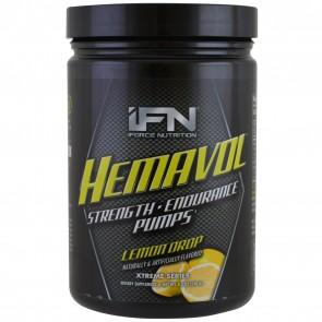 iForce Nutrition Hemavol Lemon Drop 240 Grams