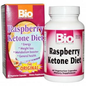 Bio Nutrition-Raspberry Ketone Diet 60 Capsules
