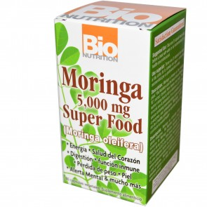 Bio Nutrition - Moringa 5,000 mg Super Food