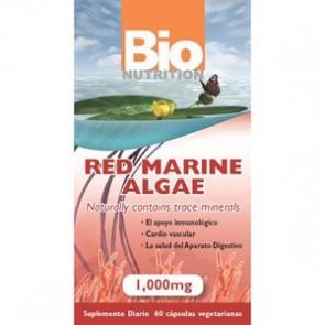 Bio Nutrition-Red Marine Algae 60vc