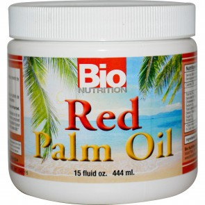 Bio Nutrition-Red Palm Oil 15fl oz
