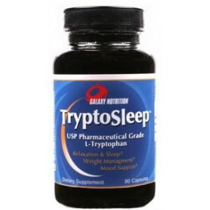 Galaxy Nutrition Tryptosleep 90 Capsules