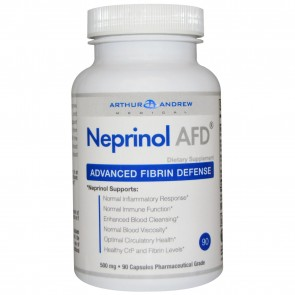 Arthur Andrew Medical- Neprinol AFD 500mg 90 Capsules