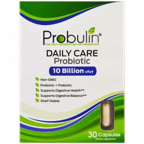 Probulin Daily Care Probiotic 10 Billion cfu 30 Capsules