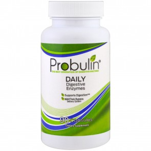 Probulin Daily Digestive Enzymes - 90 Capsules 00346