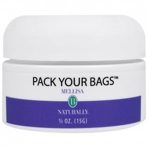 Mellisa B Naturally Pack Your Bags .5 oz (15g)
