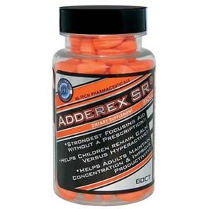 Adderex-SR 60ct by Hi-Tech