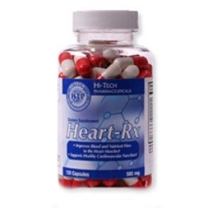 Hi Tech Heart Rx 120 Capsules