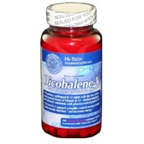 Dicobalene V Cherry 200 Tablets by Hi-Tech