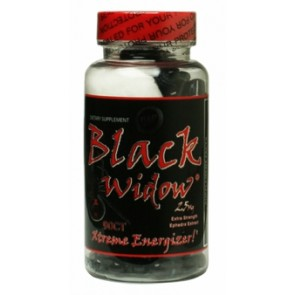 Hi-Tech Black Widow 90 Capsules