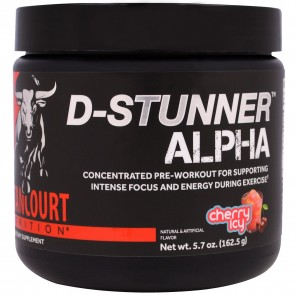 Betancourt Nutrition D-Stunner Alpha Icy Cherry 5.8 oz