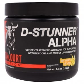 Betancourt Nutrition D-Stunner Alpha Lemon Drop 5.8 oz