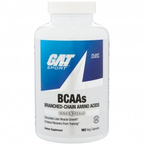 German American Technologies BCAA 180 Capsules