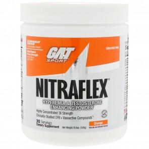 GAT Nitraflex Reviews | GAT Nitraflex
