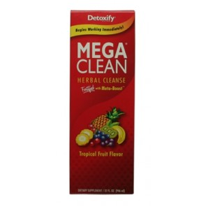 Mega Clean Herbal 1 Liter