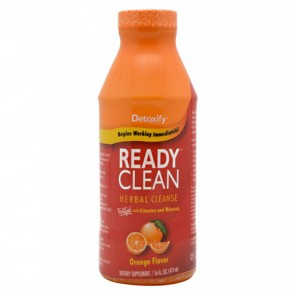 Detoxify-Ready Clean Orange 16oz