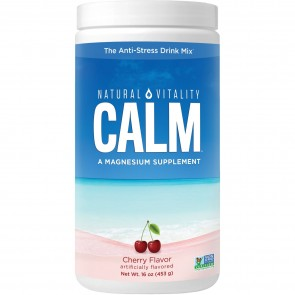 Natural Vitality Natural Calm Cherry 16 oz