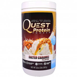Quest Protein Powder Salted Caramel 2 lbs