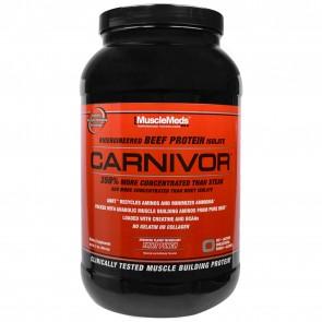 MuscleMeds Carnivor Fruit Punch 2 lbs