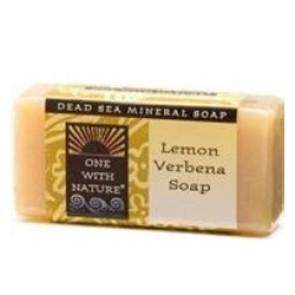 Dead Sea Mineral Soap 1oz Rose Petal