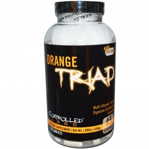 Controlled Labs Orange Triad Multi-Vitamin Joint Immune 270 Tablets