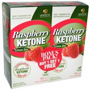 Genceutic Naturals Raspberry Ketone 60 Capsules