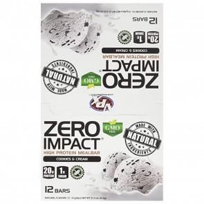 VPX Zero Impact Mealbar Cookies and Cream 12 - 51g Bar