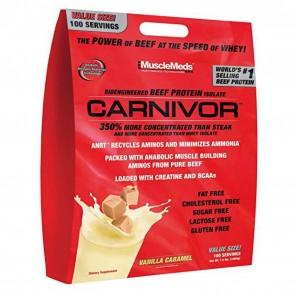 MuscleMeds Carnivor Vanilla Caramel 7.39 lbs