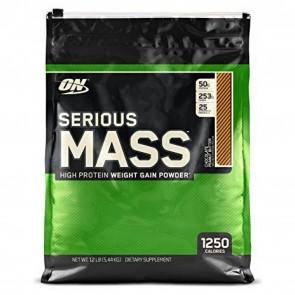 Optimum Nutrition Serious Mass Chocolate Peanut Butter 12 lbs