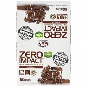VPX Zero Impact Mealbar Chocolate 12 - 51g Bar