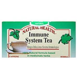 Natural Health Immune System Tea | Natural Health Immune System Tea