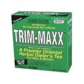 Body Breakthrough Trim-Maxx Tea for Men and Women Original 70 Tea Bags