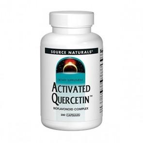Source Naturals Activated Quercetin 200 Capsules