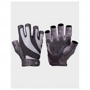 Harbinger BioFlex Real Leather Black/Gray (Medium)