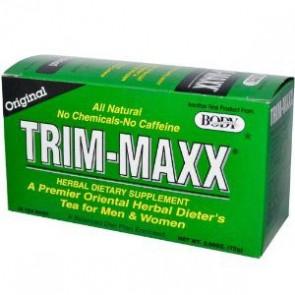 Body Breakthrough Trim-Maxx Tea for Men and Women Original 30 Tea Bags